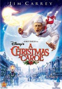 DVD: A Christmas Carol (dir: Robert Zemeckis, 2009)
