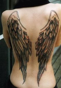 Angel Tattoo Design Ideas