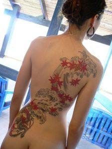Traditionelle Tattoo Motive