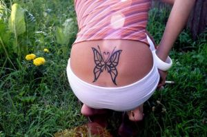 Choice Tattoo | Gallery Tattoo: Butterfly Tattoos