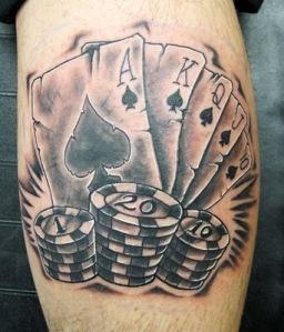 more tattoos!
