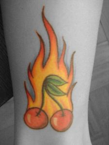 Cherry Tattoos