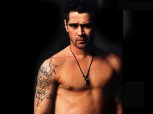 Colin Farrell Tattoos