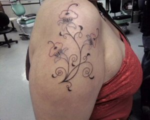 I had a good time there. Felt relaxed and welcomed. Before I got this tattoo