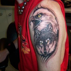 Eagle Tattoo Designs and Meaning In the medieval Christian iconography the