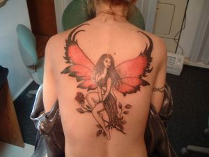 Fairy tattoos come in a very broad range of artwork designs, ranging from