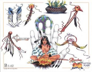 Free tattoo flash designs 67