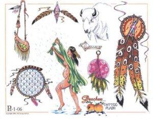 Free tattoo flash designs 68