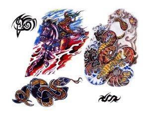 Free tattoo flash designs 85 · Free