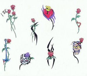 Free tribal tattoo designs 3