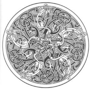 Free tribal tattoo designs 73 · Free