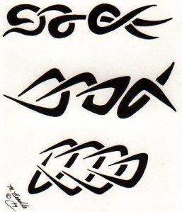 Free tribal tattoo designs 174