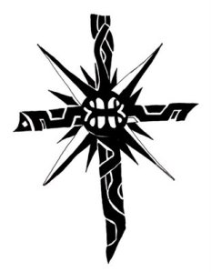 I will upload a tattoo I call redemption, it should cover all the evil