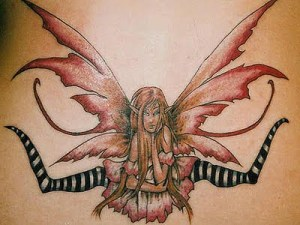 Tattoo is a marking made by inserting ink into the skin to change the
