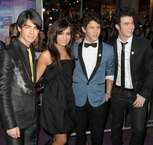 Jonas Brothers & Demi Lovato Good Morning America Interview