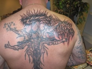 gothic tattoo-tattoo galery
