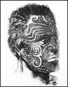 tatuaje se dice que se derive de la palabra 'Ta' del polinesio,