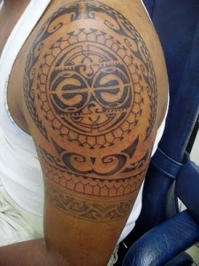 hawaiian tribal tattoos. Posted by TRIBAL TATTOOS DESIGNS GALLERY at 1:32 AM
