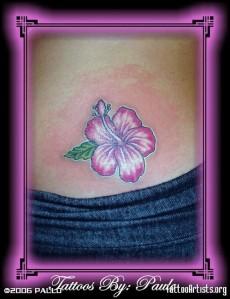 hibiscus tattoo ideas