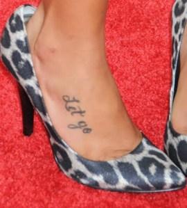 jasmine richards foot tattoo designs