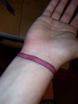 pink ribbon tattoos