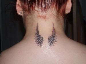 Japanese Wings Tattoo # 5