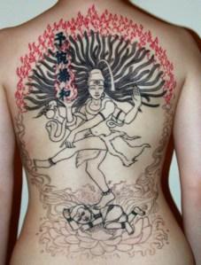 Siva Tattoo