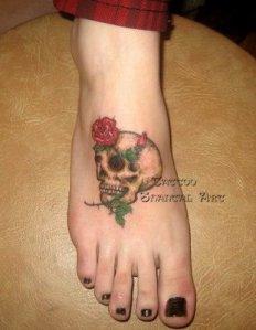 girls tattoos on foot freedom tattoo supplies