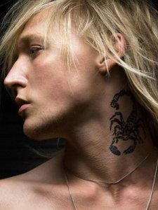 Neck tattoo designs picture. Best pictures collection of Tattoo Designs.