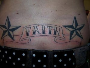 star tattoos on lower back. tribal sleeve tattoos designs tribal tattoo