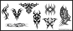 tribal tattoo symbols