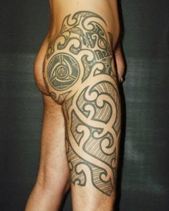 Tribal Band Tattoos. at 2:59 AM