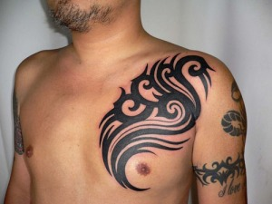 tribal tattoos ideas for men