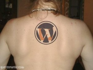 Check out the weird but awesome pictures of Blogger Tattoos