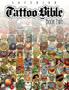 Based on the success of Tattoo Bible - Book One, ArtKulture and Superior