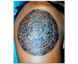 I hope you enjoyed this collection of beautiful Aztec tattoos.