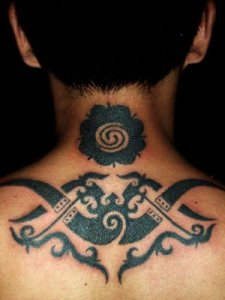 Borneo's Traditional Tattoos