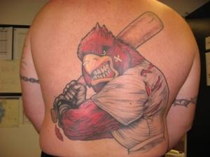 Cardinal Tattoos