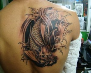 Chinese Dragon Tattoos Design. Posted by perubahan at 9:06 AM
