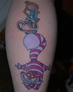 Disney Princess Large sheet of tattoos 25 Mad Alice. 25 Mad Alice.