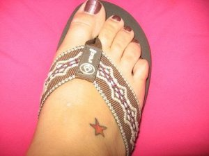 When it comes to foot tattoo designs, there's great variations to pick from