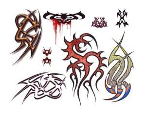 Free tribal tattoo designs 104