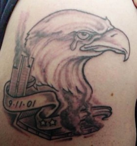 Although the bald eagle is very popular in tribal eagle tattoo designs, there are several different varieties of this creature. Many people prefer to use