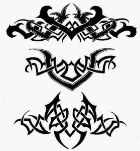 Free tribal tattoo designs 169 · Free