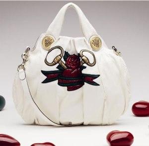 Gucci Tattoo Collection Hysteria Medium Bag. RETAIL : USD 4590
