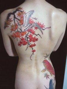 JAPANESE TATTOO DESIGNS. japanese tattoo designs on back body