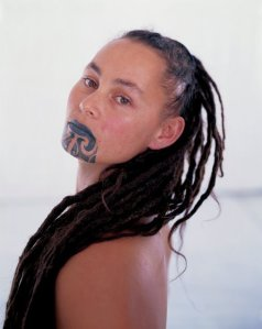 These tattoo designs have been created by the Maori, people of Polynesian