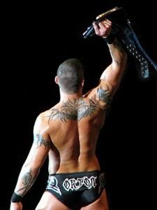 Labels: randy orton tattoo, strength tattoos, tribal arm tattoos, tribal