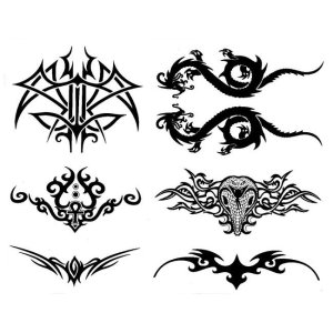 You have the tattoo on your skin HWT lower back tattoo designs?