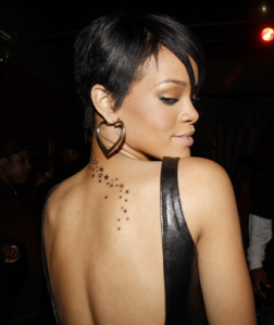 girl celebrity tattoos, Celebrity Tattoos